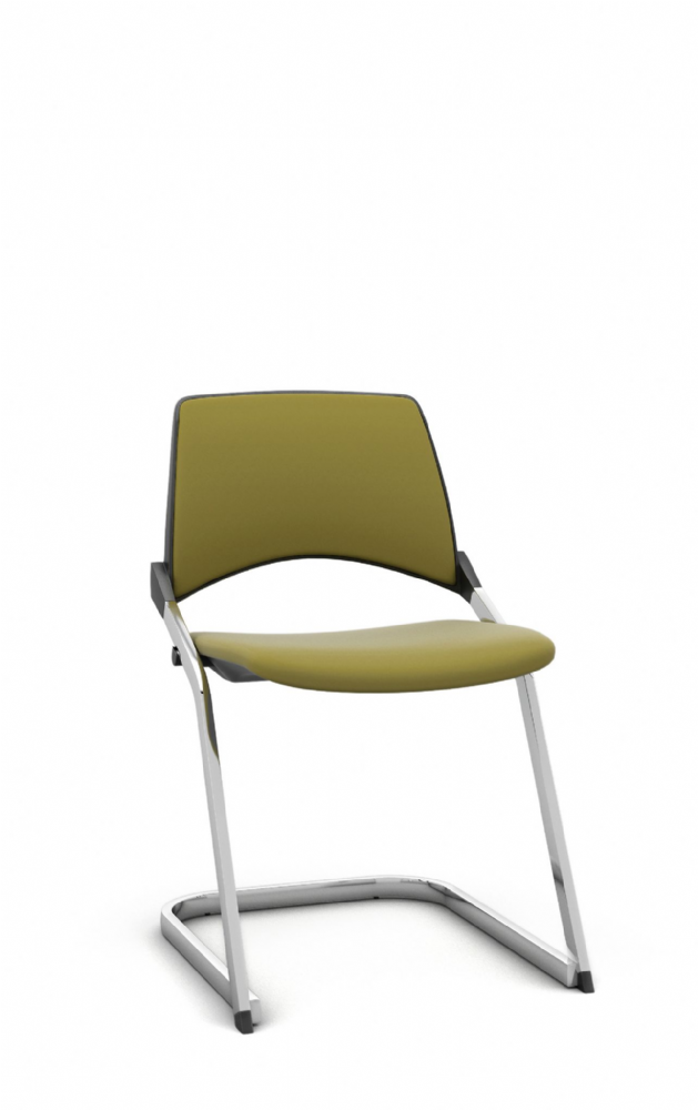Pledge La Kendo Stacking Meeting Room Chair With Cantilever Base